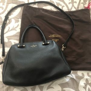 Kate Spade ♠️ Leather Satchel